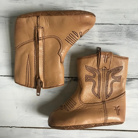 Frye Shoes   Nwot Frye Boots Baby Size